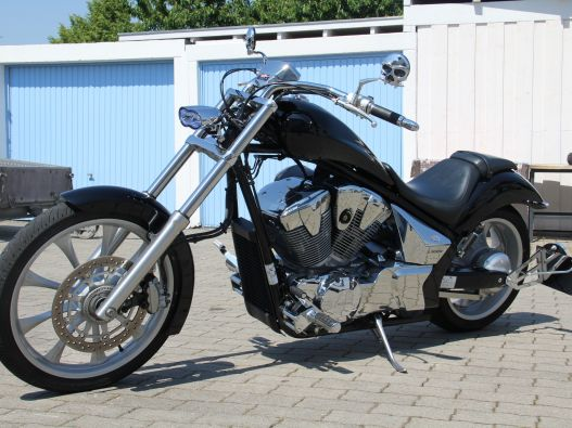 Honda VT 1300 Fury - Black