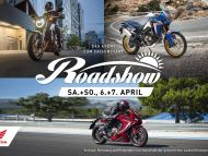 Honda Roadshow 06.04. & 07.04.2019