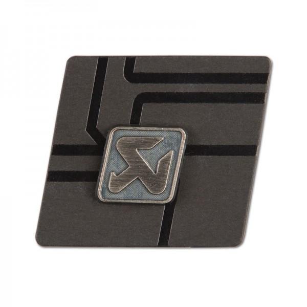 Silver pin - medium