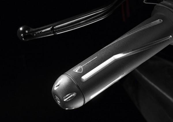 Ducati Original Kit Lenkergriffe aus Aluminium für Diavel