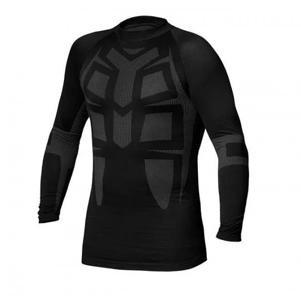 iXS Shirt Adonis schwarz