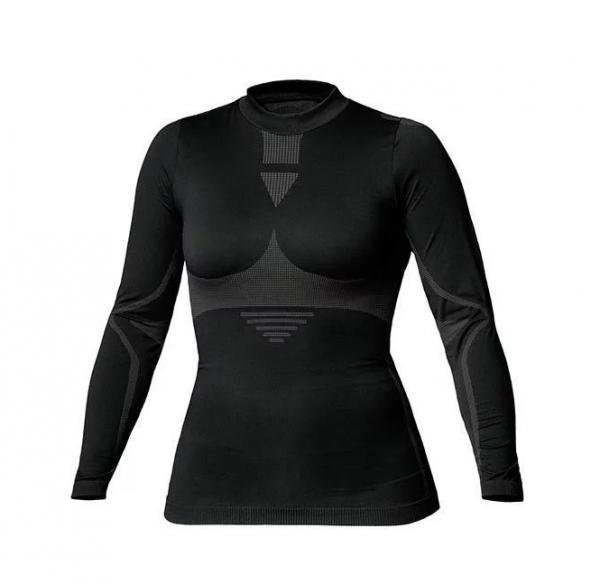 iXS Shirt Aphrodite schwarz