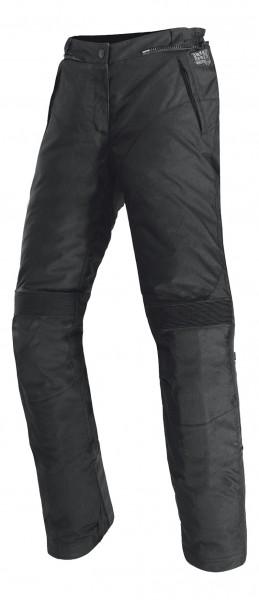 iXS Checker Evo schwarz mit Polsterung Big Size kurz