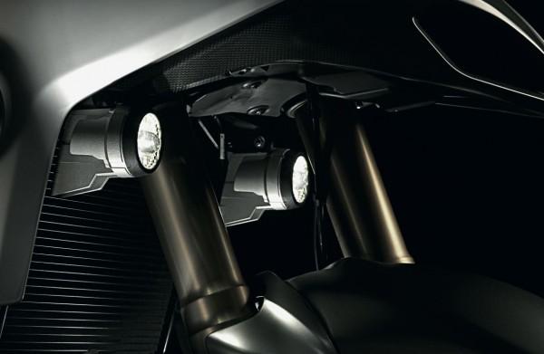 Ducati Original zusätzliche Scheinwerfer für Multistrada 1200 / S
