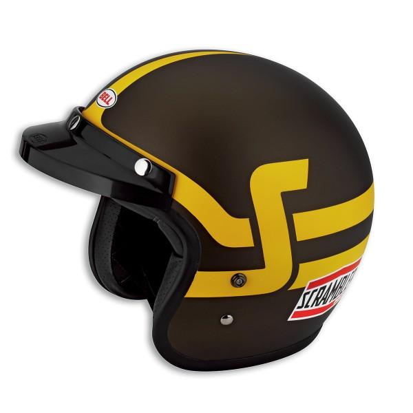 Ducati Scrambler Jethelm Short Track