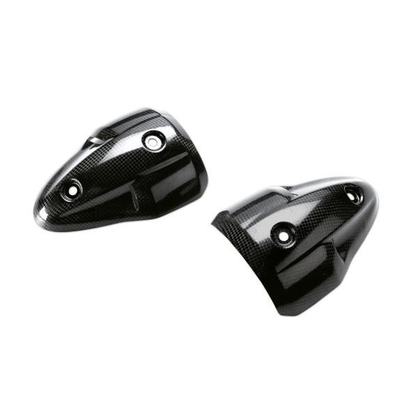 Ducati Original Schalldämpferschutzteile aus Kohlefaser Monster