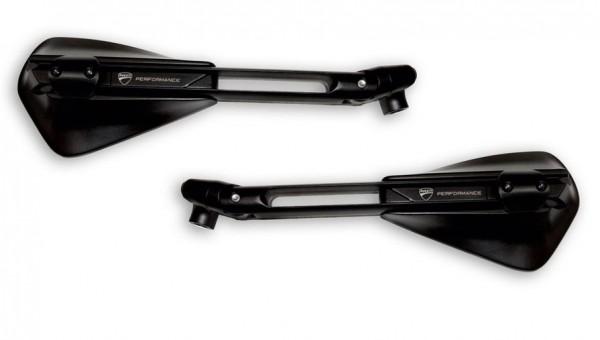 Ducati Original Rückspiegel Viper aus Aluminium