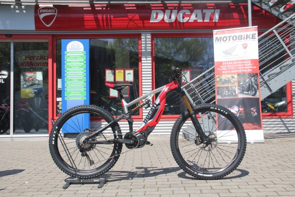 Ducati E-Bike MIG-RR Mountainbike