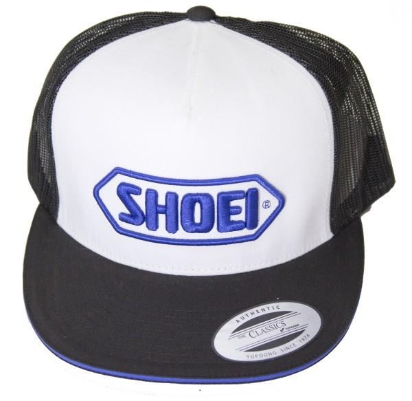 Shoei Trucker Cap weiss/blau