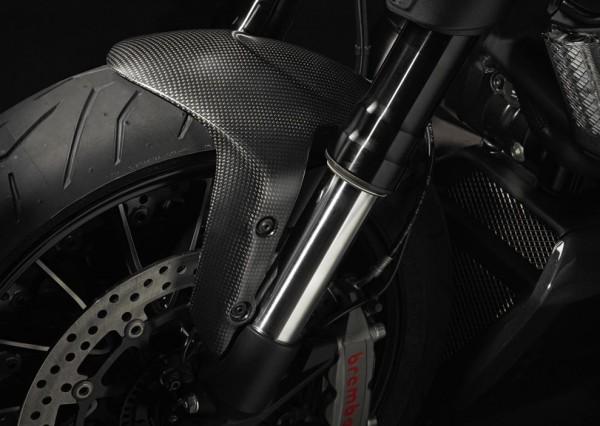 Ducati Original Vorderer Kotflügel aus Kohlefaser für Diavel