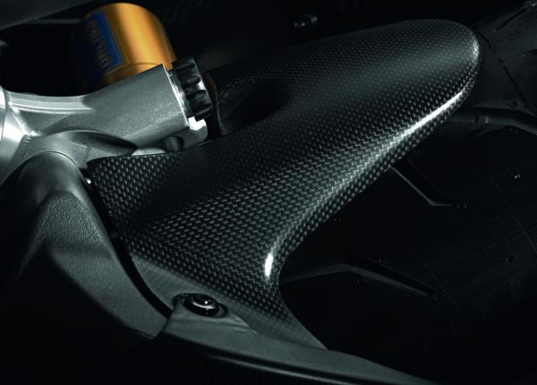 Ducati Original Hinterer Kotflügel für Einarmschwinge Monster