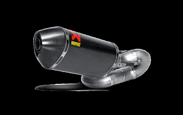 Akrapovic Slip-On Line (Carbon) CBR 1000RR