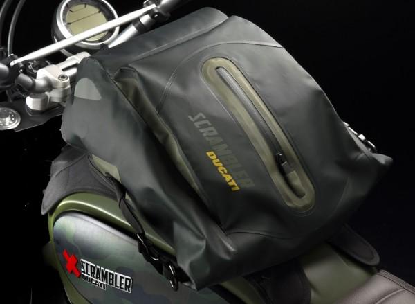 Ducati wasserdichte Magnettanktasche Urban Enduro für Scrambler 800
