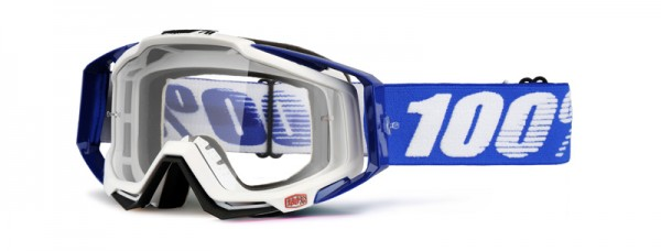 100% Brille Racecraft Cobalt blue