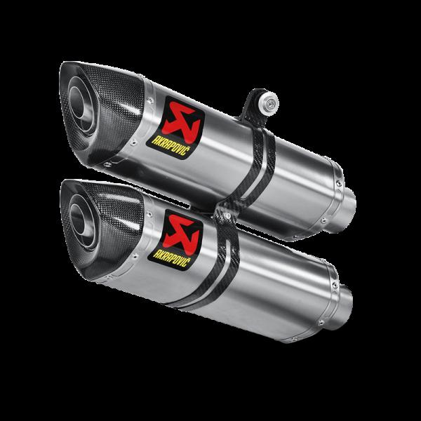 Akrapovic Slip-On Line (Titanium) Ducati Streetfighter