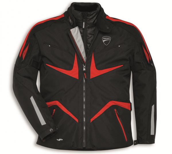 Ducati Original STOFFJACKE TOUR V2 Herren