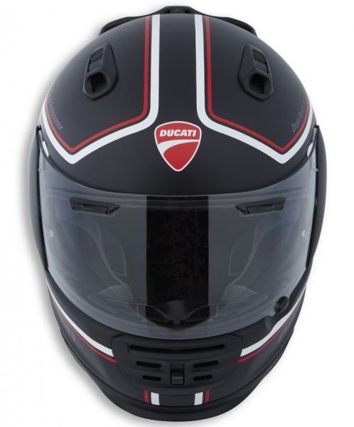 Ducati Original INTEGRALHELM RED LINE ECE