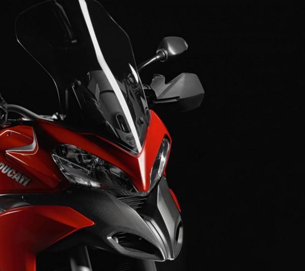 Ducati Original Windschutzscheibe aus Plexiglas Gran Turismo für Multistrada 1200 / S