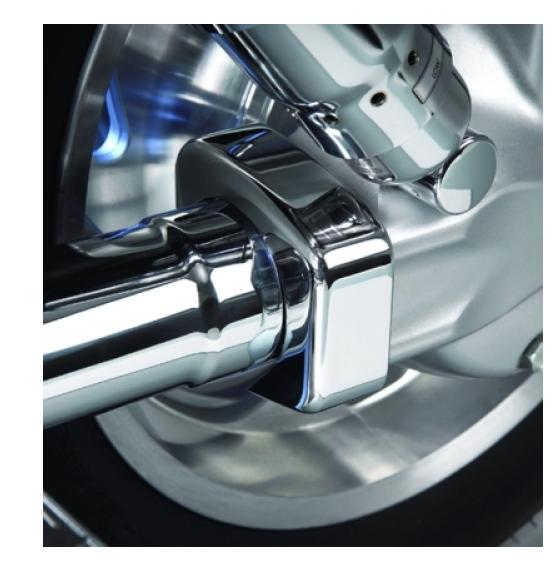 Big Bike Parts Chromkappe Kardanabdeckung Honda VT 1100, VTX1300/1800