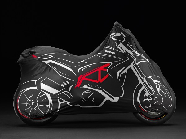Ducati Original Motorradabdecktuch