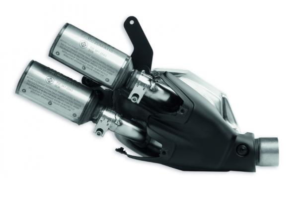 Ducati Zugelassener Schalldämpfer Evo-Line Scrambler