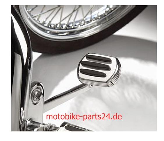 Big Bike Parts Comfort Bremspedal Aufsatz Chrom für VT600,VT750 AERO und VT1100