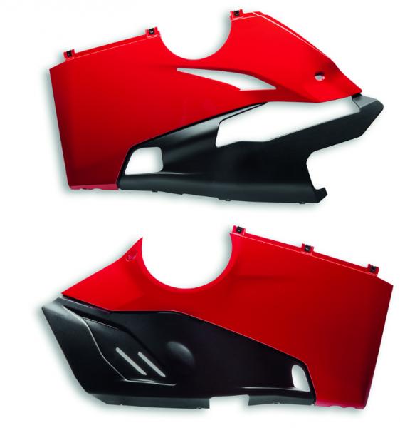 Ducati Original untere Verkleidungshälfte