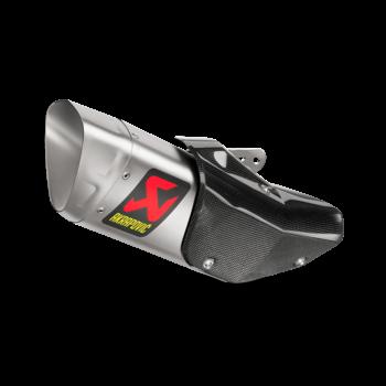 Akrapovic Racing Line (Titanium) Yamaha MT-10