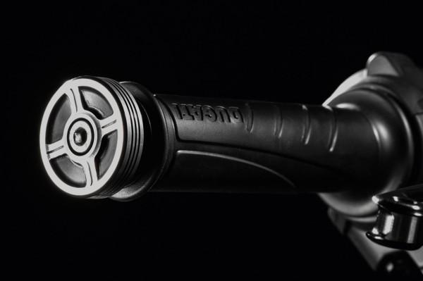 Ducati Original Lenker-Gegengewichte aus Aluminium für X Diavel / S