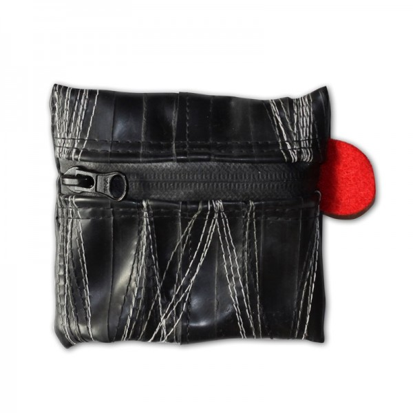 Rubber Coin purse - waterproofed