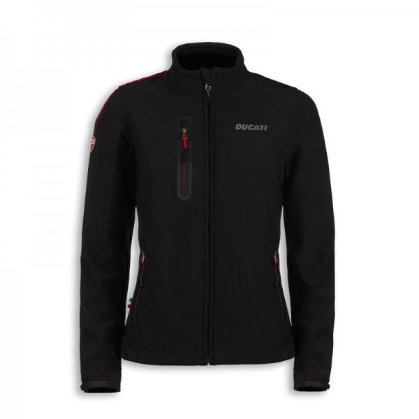 Ducati Windstopper-Jacke Windproof Damen