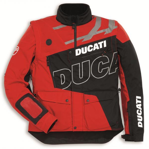 Ducati Original STOFFJACKE ENDURO