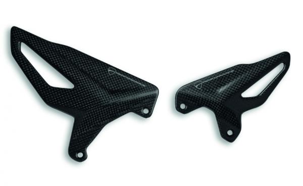 Ducati Original Fersenschutz aus Kohlefaser Panigale V4