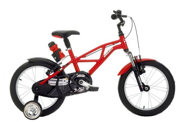 Ducati Junior Bike MONSTER 16 Zoll DUCATI RED