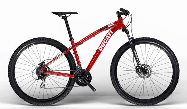 Ducati Mountainbike MTB 305SX 29 Zoll SHIMANO Ducati Red