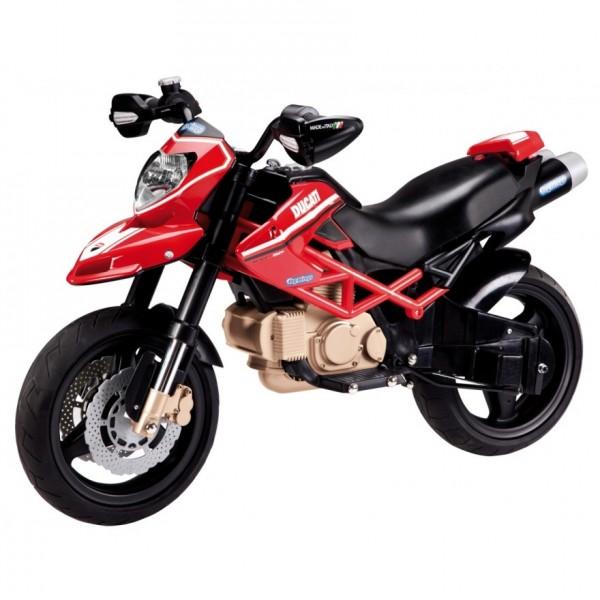 Ducati Elektrisches Motorrad Ducati Hypermotard 12V