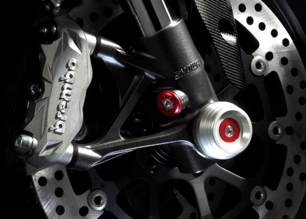 Ducati Original Aluminium-Stopfen für Vorderradnabe