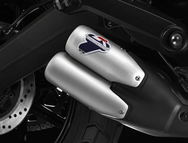 Ducati Zugelassener Termignoni Schalldämpfer Evo-Line für Scrambler 800