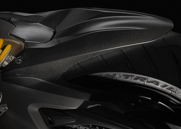 Ducati Original hinterer Kotflügel aus Kohlefaser Multistrada