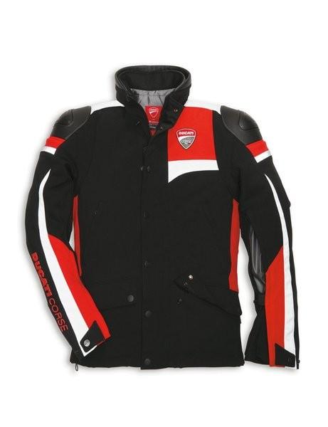 Ducati Dainese Corse Shield Gore Tex Jacke Textiljacke Reduziert