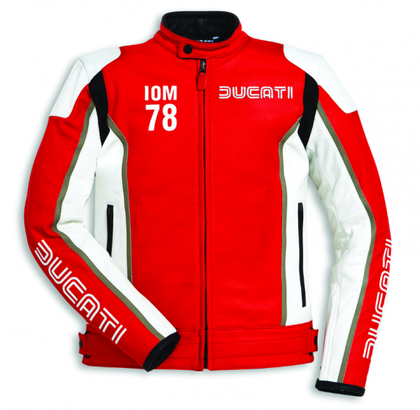 Ducati Original JACKE IOM78 C1 HERREN