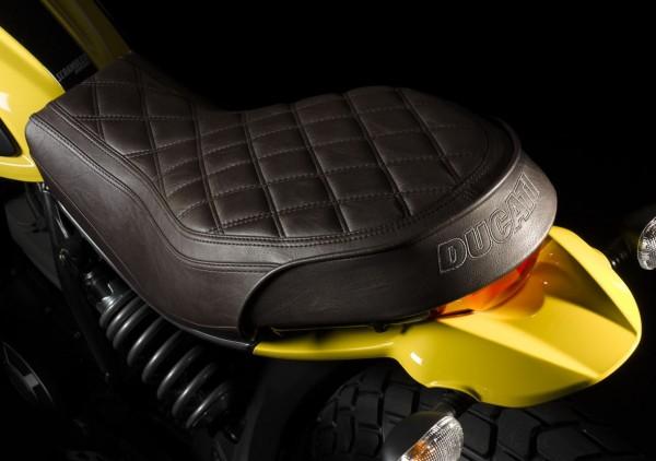 Ducati Original Sitzbank Classic für Scrambler 800