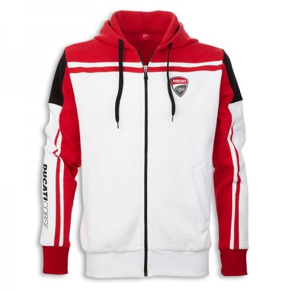 Ducati Corse Sweatshirt mit Kapuze