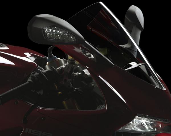 Ducati Original Corse Vergrößerte Windschutzscheibe Panigale +24mm höher
