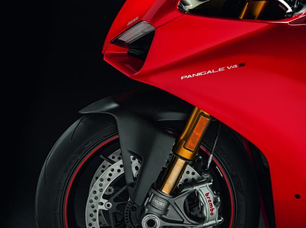 Ducati Original Vorderer Kotflügel aus Kohlefaser Panigale V4