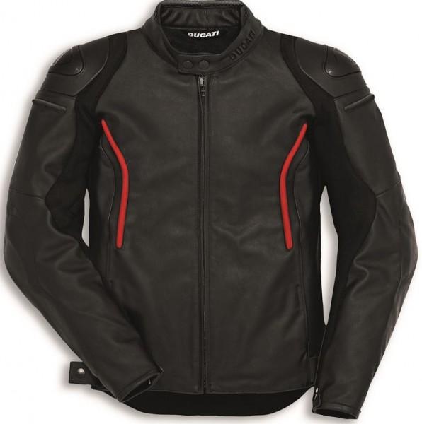 Ducati Lederjacke Stealth C2