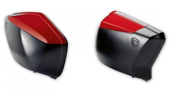 Ducati Original volumenvergrößerte Deckel 73 l. für Multistrada 1200 / S