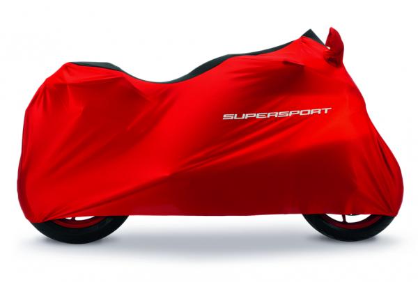 Ducati Original Motorradabdecktuch SuperSport S