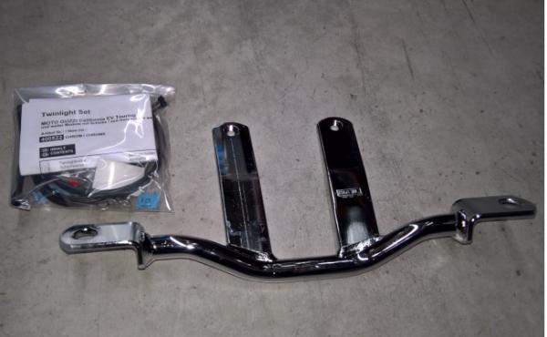 Hepco & Becker Twinlight Set Zusatzscheinwerfer - für Modell mit Scheibe Moto Guzzi California EV