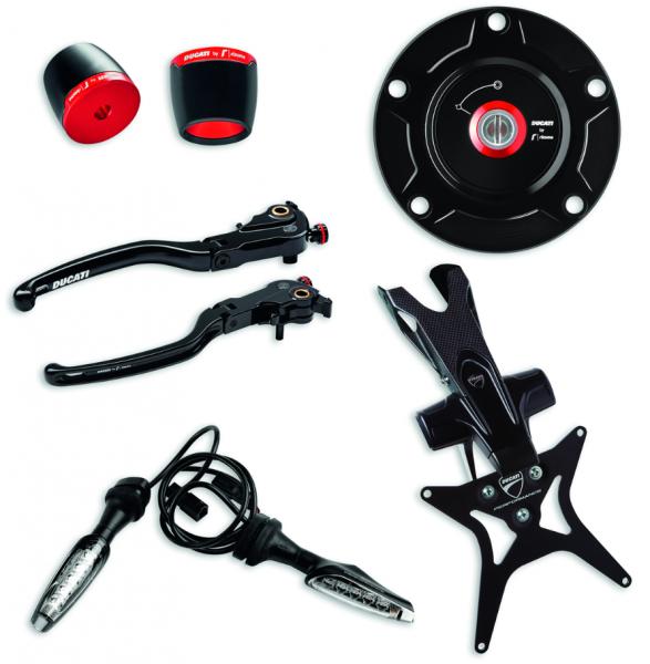 Ducati Zubehörpaket Sport Panigale V2 / V4 / Streetfighter